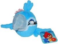 Angry Birds Rio 5Inch Girl Jewel Bird With Sound (Blue)