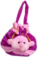 Tokenz Soft Toys Tokenz Pink Carrybag : Soft Toys 9.5 inch