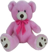 Play Toons Teddy Bear  - 22 Inch (Pink)