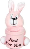 ATC TOYS ATC-Toys-Pink-Teddy-Penstand  - 15 Cm (Pink)