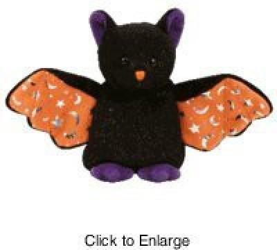 TY Beanie Babies Soft Toys TY Beanie Babies Scarem Bat
