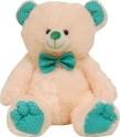 Surbhi Teddy Bear  - 10 Inch - Ivory