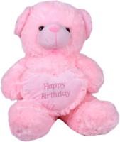 Joy Heart Teddy  - 21 Inch (Pink)