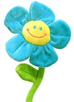 A Smile Toys & More CURTUN FLOWER / TABLE SHOW / VALENTINE BUNCH - 30 Cm (Yellow)