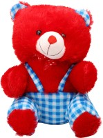 Arihant Online Red Naughty Teddy Bear  - 16 Inch (Red)