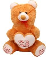 Arihant Online Brown Amazing Teddy Bear  - 17 Inch (Brown)