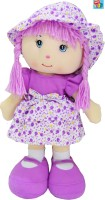 Mera Toy Shop Candy Doll 16 Inch Pink  - 10 Cm (Pink)