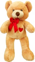 Play Toons Teddy Bear  - 18 Inch (Brown)