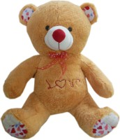 Play Toons Teddy Bear  - 26 Inch (Brown)