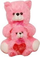 Oril Attractive Lovely Teddy Bear  - 24 Inch (Peach)