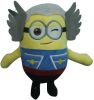 SILTASON SHAKTI MINION  - 26 Cm (YELLOW & BLUE)