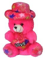 Muren 12 Inches (03) Teddy Bear Colour Rani  - 12 Inch (Rani)