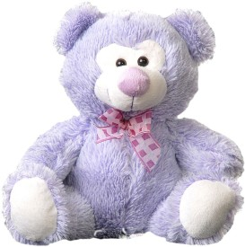 Play N Pets Bear Wearing Ribbon - 18 cm