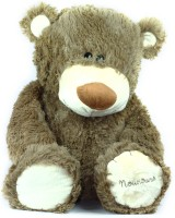 Tiny Tickle Brown Cute Monkey Premium Soft Toys For Kids  - 15 Cm (Brown)