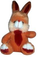 Cuddles Sitting Rabbit  - 45 Cm (Multicolor)