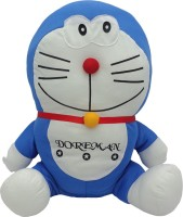 Art N Hub Doraemon Soft Toy (H-30cm)  - 30 Cm (Blue)