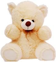 Tabby Toys Cute Teddy Bear  - 43 Cm (Beige)