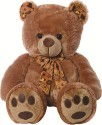 Dimpy Stuff Bear with Paws - 75 cm: Stuffed Toy