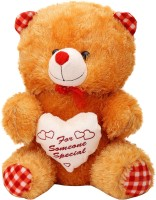 Arihant Online Brown Adorable Teddy Bear  - 15 Inch (Brown)