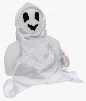 TY Beanie Babies Soft Toys TY Beanie Babies Sheets The Ghost