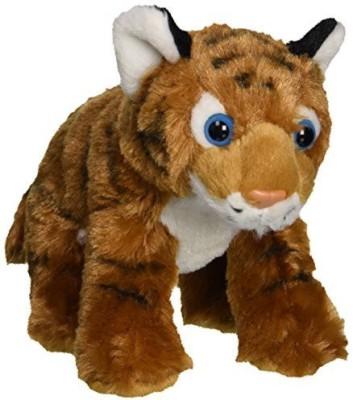"Wild Republic Soft Toys Wild Republic Ckmini Tiger Ba 8"" Animal Plush"