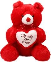 Arihant Online Red Warm Teddy Bear  - 20 Inch (Red)
