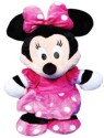 Disney Minnie Flopsie  - 10 inch - Black, Pink