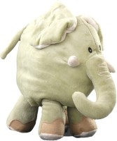 Play N Pets Elephant  - 30 Cm (Green)