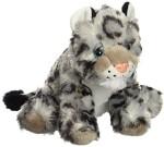 "Wild Republic Soft Toys Wild Republic Ckmini Snow Leopard Ba 8"" Animal Plush"
