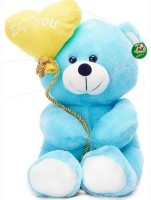 d7287433e70d 60% OFF on Giftwish Soft Stuff Cute Teddy Bear With I Love You Heart ...