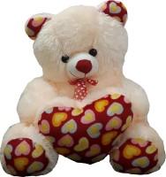 Ekku Teddy Bear  - 15 Inch (White)