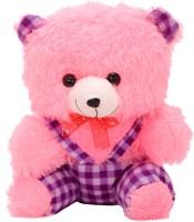 Arihant Online Pink Voluminous Teddy Bear  - 15 Inch (Pink)