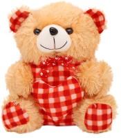 Arihant Online Brown Filled Teddy Bear  - 11 Inch (Brown)