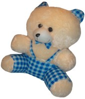 Shree Krishna Teddy Bear  - 15 Inch (Yellow, Blue)