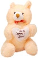 Arihant Online White Attractive Teddy Bear  - 21 Inch (White)
