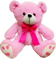 Play Toons Teddy Bear  - 10 Inch (Pink)