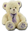 Fun Toys Super Soft Teddy Bear  - 26.7717 Inch - White
