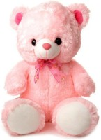 Skylofts PInk Stuffed Teddy Soft Toy Gift - 60inches (with Legs)  - 60 Inch (Pink)