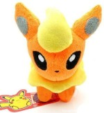 Pokemon Soft Toys 6Inch
