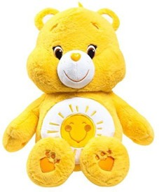Just Play Care Bears Funshine Jumbo Plush - 25 inch