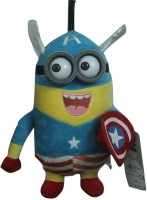 SILTASON SHAKTI MINION  - 32 Cm (YELLOW,BLUE,RED)