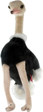 Hamleys Soft Toys Hamleys Ostrich Soft Toy 20.8 inch