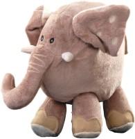 Play N Pets Elephant  - 30 Cm (Brown)
