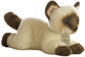 Aurora World Miyoni Siamese Cat Plush8
