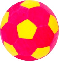 Lehar Toys Ball Jumbo  - 12 Cm (Pink)