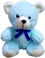 Play Toons Teddy Bear  - 7 Inch (Blue)