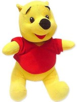 Tokenz Little Pooh Bear : Teddy Bears  - 11 Inch (Red, Yellow)