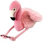 "Wild Republic Soft Toys Wild Republic Cuddlekins 12"" Flamingo"