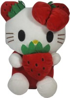 SILTASON SHAKTI HELLO KITTY  - 27 Cm (WHITE & RED)