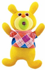 Fisher Price Soft Toys Fisher Price Mattel The Singamajigs Yellow